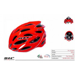 CASQUE SH+ SHOT ROUGE