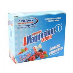 FENIOUX AMAGNESIUM ENERGIE 6 DOSETTES