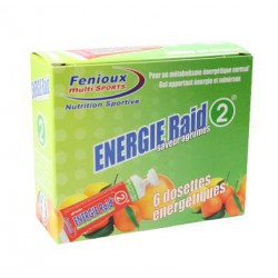 ENERGIE RAID AGRUME 6 DOSETTES