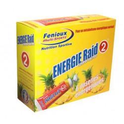 ENERGIE RAID ANANAS 6 DOSETTES