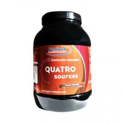 QUATRO SOURCES SAVEUR CHOCOLAT 750G